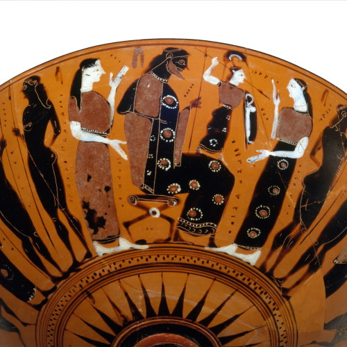 The Myth of Athena and Arachne: Confronting Male Entitlement, Rediscovering the Negated Feminine