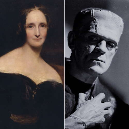 To the Gods and Monsters in Mary Shelley's Frankenstein