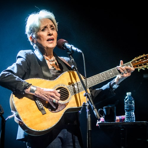 An Archetypal Life: The Music and Prophecy of Joan Baez