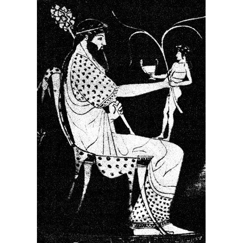 Dionysus: Ecstatic God, Archetype of the Conflicted Man